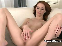 Casting, Babe, Redhead